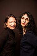 Marisa Monte e Carminho. Fotografias de Jorge Simão