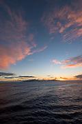 Sunrise, Raiatea, French Polynesia, South Pacific
