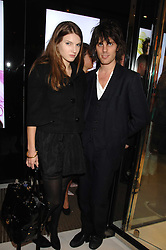 BEN GRIMES & JACKSON SCOTT at a party to launch jeweller Boodles new store at 178 New Bond Street, London W1 on 26th September 2007.<br /><br />NON EXCLUSIVE - WORLD RIGHTS