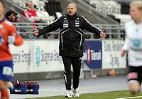 Fotball , 13. april 2008 , Tippeligaen , Odd - Aalesund 4-2<br /> <br />  Dag Eilev Fagermo , Odd trener