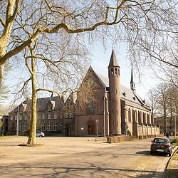 08-04-2020: Nieuws: Stockfotos: Nederland<br /> Karmelklooster  Zenderen