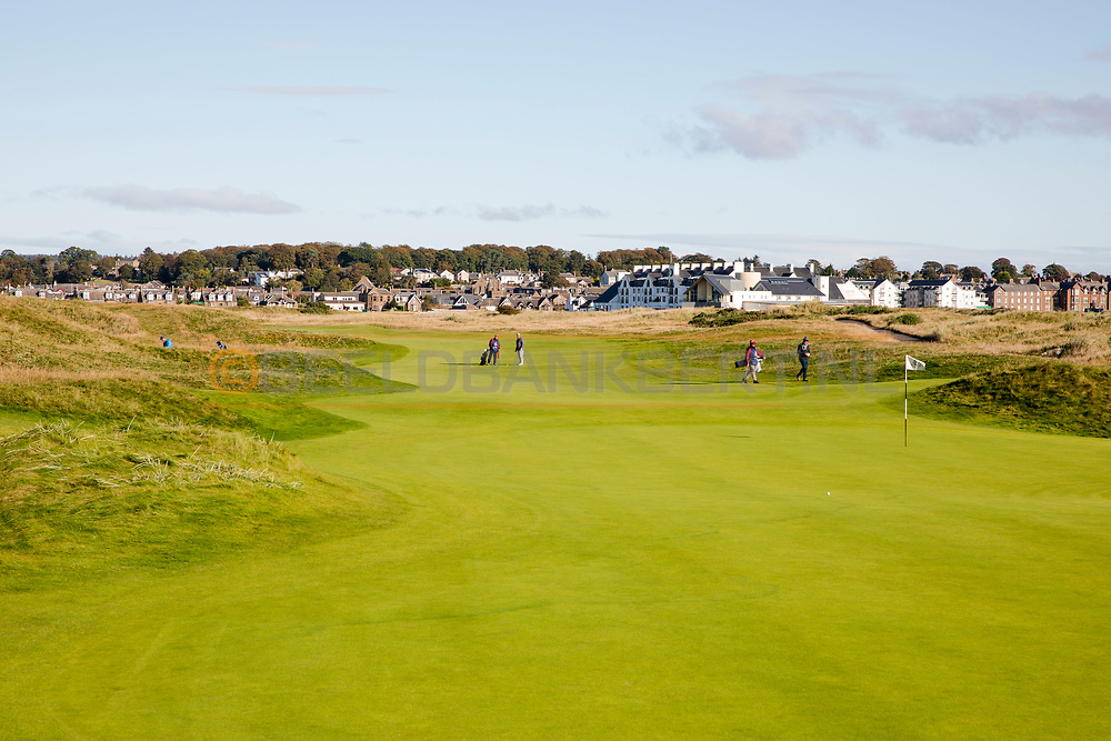 02-10-2019 CARNOUSTIE GOLF LINKS