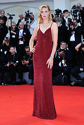 Eva Riccobono attending the Opening Ceremony and the Premiere of the movie Downsizing during the 74th Venice International Film Festival (Mostra di Venezia) at the Lido, Venice, Italy on August 30, 2017. Photo by Aurore Marechal/ABACAPRESS.COM