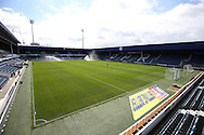 a General view of inside Loftus Road before k/o. Skybet EFL championship match, Queens Park Rangers v Leeds United at Loftus Road Stadium in London on Sunday 7th August 2016.<br /> pic by John Patrick Fletcher, Andrew Orchard sports photography.