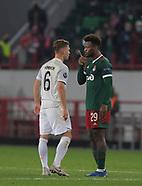 FC Lokomotiv Moscow vs FC Bayern Munich, 27/10
