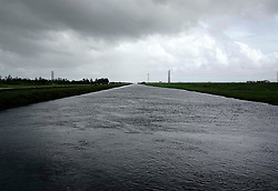October 12, 2017 - Florida, U.S. - C-51 Canal (looking east) near Stormwater Treatment Area 1 East Thursday, October 12, 2017. (Credit Image: © Bruce R. Bennett/The Palm Beach Post via ZUMA Wire)