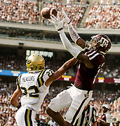 UCLA Bruins at Texas A&M Aggies football game at Kyle Field in College Station on Saturday, September 3rd, 2016