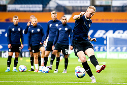 Mark Beck of Harrogate Town - Mandatory by-line: Robbie Stephenson/JMP - 16/09/2020 - FOOTBALL - The Hawthorns - West Bromwich, England - West Bromwich Albion v Harrogate Town - Carabao Cup
