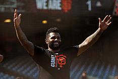 20170805 - Arizona Diamondbacks at San Francisco Giants
