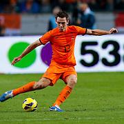 NLD/Amsterdam/20121114 - Vriendschappelijk duel Nederland - Duitsland, Stefan de Vrij