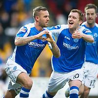 St Johnstone FC December 2012