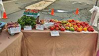 Montgomery Farmers Market. Image taken with a Leica CL camera and 18 mm f/2.8 lens