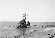1306-08 Sow and Pigs Islands, Tillamook Bay 1935