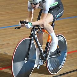 Winanda Spoor NK baanwielrennen 2011 Apeldoorn Achtervolging