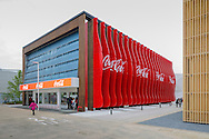 Coke Cola pavilion Expo 20015 Milan.