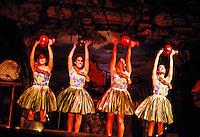 Drums of the Pacific Luau, Hyatt Regency Maui, Kaanapali Beach Resort, Maui, Hawaii USA