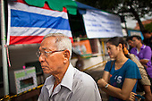 Election Day in Thailand