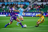 WWL Rnd 4 Glory v Melbourne City