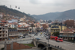 Cable Cars & Old City, Tbilisi