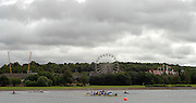 Motherwell, SCOTLAND. GV's, start area, at the  2007 FISA U23 [Senior B] World Championship Regatta, Strathclyde Country Park.  25/07/2007 [Mandatory credit Peter Spurrier/ Intersport Images].