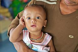 Toddler, Phnom Sampeau Pagoda