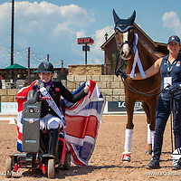 Wednesday 19 September - Social Media Images -Team\ GBR - World Equestrian Games 2018 - Tryon, NC