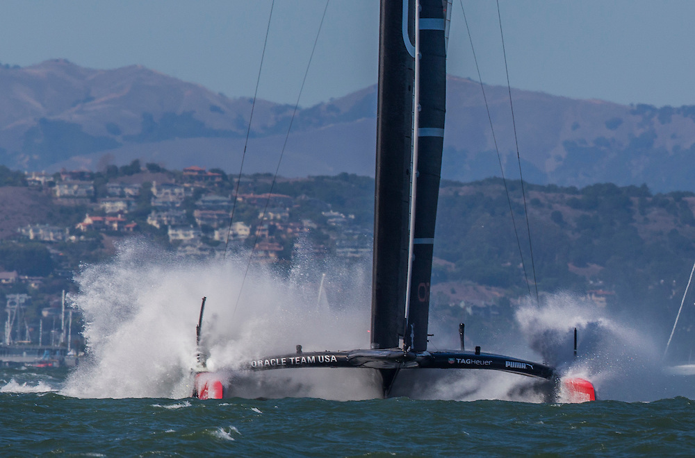 ORACLE Team USA<br /> <br /> <br /> 2013 America's Cup Sept 18