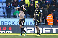 Wigan Athletic v Norwich City 300313
