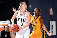 FIU Women's Basketball vs Valparaiso (Nov 29 2013)