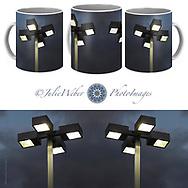 Coffee Mug Showcase   67 - Shop here: https://2-julie-weber.pixels.com/products/sun-down-lights-up-julie-weber-coffee-mug.html