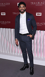 February 20, 2019 - LAITH ASHLEY attends VH1 Trailblazer Honors celebrate female empowerment held at Wilshire Ebell Theatre. (Credit Image: © Billy Bennight/ZUMA Wire)
