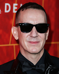 BEVERLY HILLS, LOS ANGELES, CA, USA - OCTOBER 18: amfAR Gala Los Angeles 2018 held at the Wallis Annenberg Center for the Performing Arts on October 18, 2018 in Beverly Hills, Los Angeles, California, United States. 18 Oct 2018 Pictured: Jeremy Scott. Photo credit: Xavier Collin/Image Press Agency/MEGA TheMegaAgency.com +1 888 505 6342