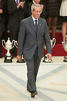 Federico Martin Bahamontes during the 2013 Sports National Awards ceremony at El Pardo palace in Madrid, Spain. December 03, 2014. (ALTERPHOTOS/Victor Blanco)