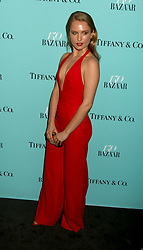 April 19, 2017 - New York, New York, U.S. - Model SAILOR BRINKLEY-COOK attends the Tiffany & Co. and Harper's Bazaar 150th Anniversary Event held at the Rainbow Room. (Credit Image: © Nancy Kaszerman via ZUMA Wire)