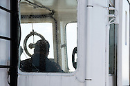 On the Ferry from Blacks Harbour to Grand Manan Island, New Brunswick