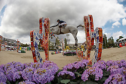Baryard-Johnsson Malin, SWE, H&M Cue Channa 42<br /> Furusiyya FEI Nations Cup Jumping Final - Barcelona 2016<br /> © Hippo Foto - Dirk Caremans<br /> 22/09/16