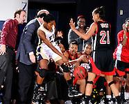 FIU Women's Basketball vs Arkansas State (Jan 05 2011)