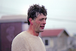Bill Barber After Running 5K Race