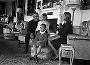 26/08/1963<br /> 08/26/1963<br /> 26 August 1963<br /> Royal Visit by Prince Rainier and Princess Grace of Monaco. Prince Rainier and Princess Grace and their two children, Prince Albert (5) and Princess Caroline (7) settling in at Carton House, Maynooth, Co. Kildare as they start their holiday.