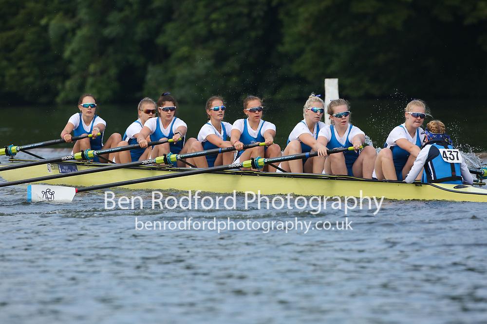 Headington School <br /> <br /> Junior 8+  Time Trial<br /> <br /> Henley Women's Regatta 2021<br /> Saturday