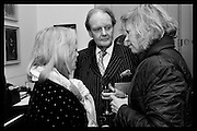 DUCHESS OF ST ALBANS; DUKE OF ST. ALBANS; HON ALEXANDRA FOLEY, New Work: William Foyle, Royal College of art. Kensington Gore, London.  1 December 2015