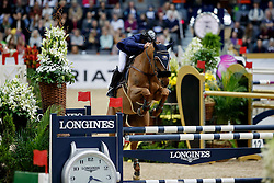 ereRobert Olivier, FRA, Quenelle du Py<br /> Gothenburg Horse Show FEI World Cups 2017<br /> © Hippo Foto - Stefan Lafrentz<br /> 26/02/17