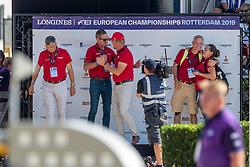 Blum Simone, GER, DSP Alice<br /> European Championship Dressage<br /> Rotterdam 2019<br /> © Hippo Foto - Stefan Lafrentz