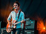 Noel Gallagher - High Flying Birds, Hylands Park, Chelmsford, Essex, Britain - 18 Aug 2012