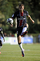 FOOTBALL - FRIENDLY GAMES 2010/2011 - PSG v LEGIA VARSOVIE - 23/07/2010 - PHOTO JEAN MARIE HERVIO / DPPI - MATHIEU BODMER (PSG)