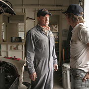 """Oscar winner J.K. Simmons stars in """"3-The Dale Earnhardt Story"""" with Barry Pepper, at right. The ESPN made-for-television film was shot in Kannapolis and Charlotte. ©Travis Bell Photography"""