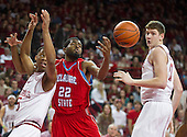 2012 Delaware vs. Arkansas basketball