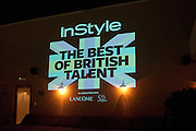InStyle Best Of British Talent , Shoreditch House, Ebor Street, London, E1 6AW, 26 January 2011