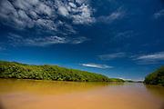Belmonte_BA, Brasil...Foz do Rio Jequitinhonha em Belmonte, Bahia...The mouth of the Jequitinhonha River in Belmonte, Bahia...Foto: LEO DRUMOND / NITRO