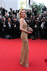 Eva Herzigova arriving at Les Fantomes d'Ismael screening and opening ceremony held at the Palais Des Festivals in Cannes, France on May 17, 2017, as part of the 70th Cannes Film Festival. Photo by David Boyer/ABACAPRESS.COM